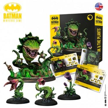 Batman - Frank & The Plants