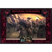 A Song of Ice and Fire: Targaryen Dothraki Screamers Expansion