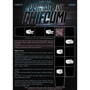 Ultimate Die Chifoumi