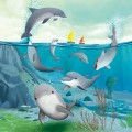 Dauphins - Jeu de Voyage 2