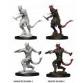 D&D Nolzur's Marvelous Unpainted Miniatures : Tiefling Rogue 0