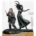 Harry Potter, Miniatures Adventure Game: Bellatrix & Queue de Ver 0