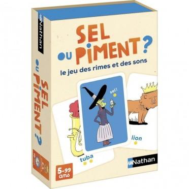 Sel ou Piment ?