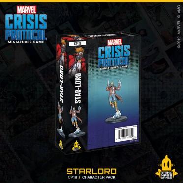 Marvel Crisis Protocol: Star Lord