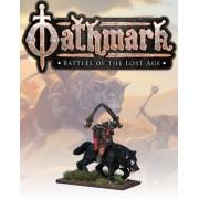 Oathmark: Goblin Wolf Rider Lord
