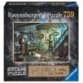 Escape Puzzle - La Cave de la Terreur 0
