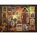 Puzzle Villainous - Jafar 1