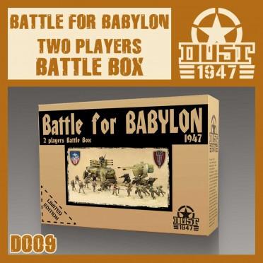 Dust - Battle for Babylon