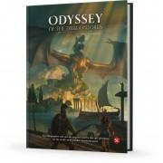 Boite de Odyssey of the Dragonlords - Adventure Book