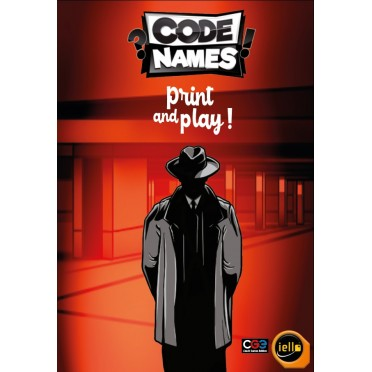Mini Codenames - PDF