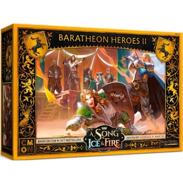 A Song Of Ice And Fire - Baratheon Heroes Box 2