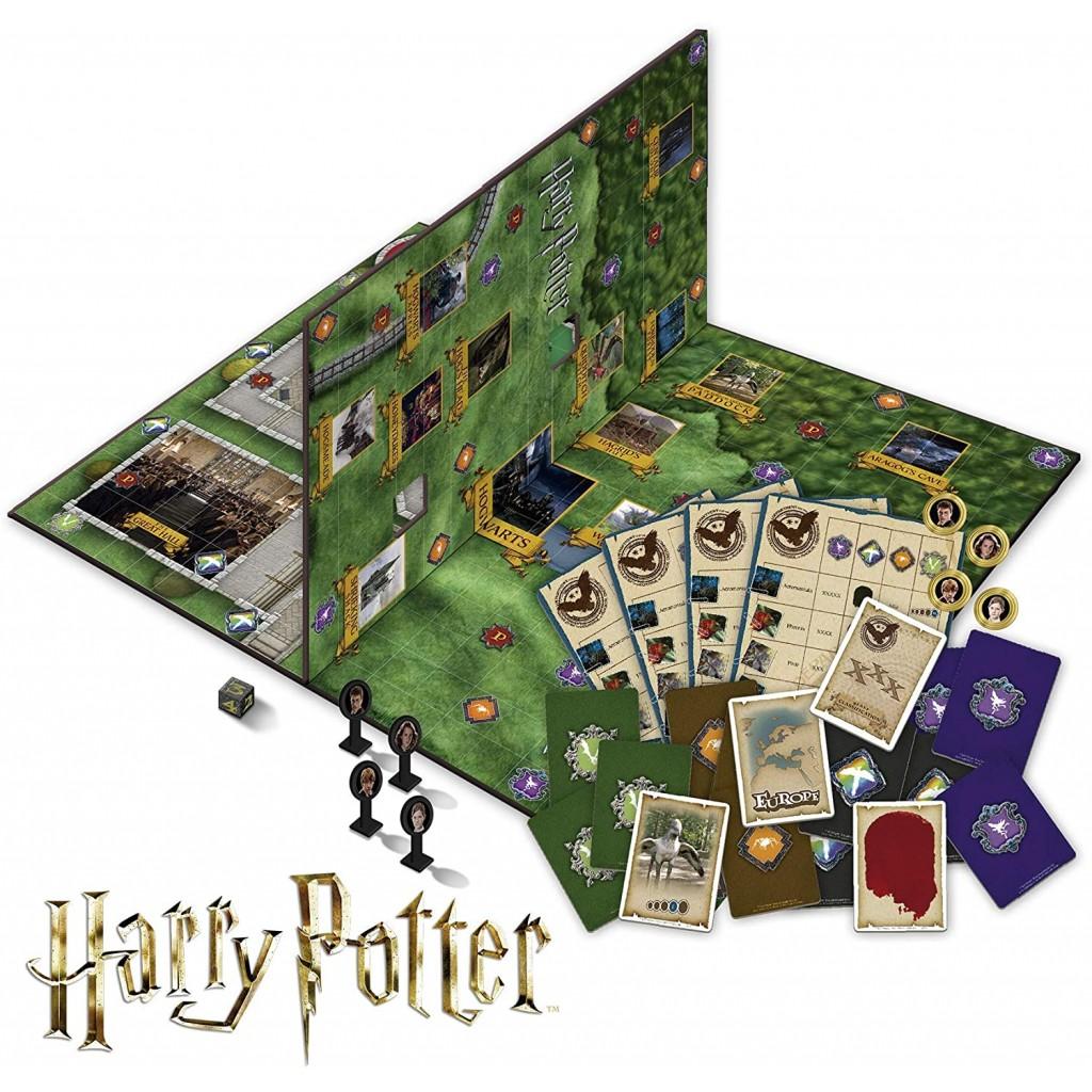 Acheter Harry Potter Magical Beasts Game - Jeux de société - Goliath