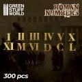 Roman Numbers 0