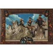 A Song Of Ice And Fire - Bloody Mummer Zorse Riders