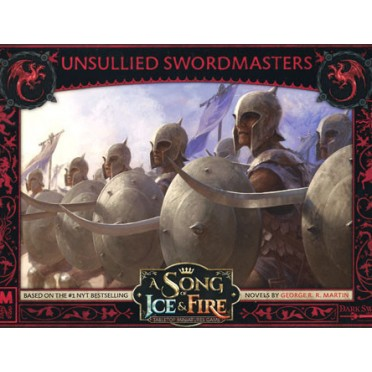 A Song Of Ice And Fire - Targaryen Unsullied Swordsmen