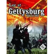 Lee At Gettysburg - July 1st 1863