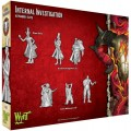 Malifaux - the Guild - Internal Investigation 1