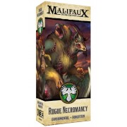 Malifaux - the Resurrectionists - Alt Rogue Necromancy