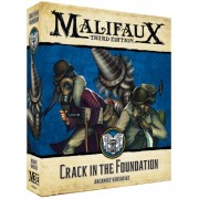 Malifaux - the Arcanists - Crack in the Foundation
