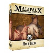 Malifaux - the Bayou - Making Bacon
