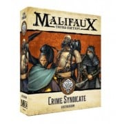 Malifaux - the Ten Thunders - Crime Syndicate