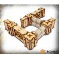 Iron Labyrinth Alpha 0