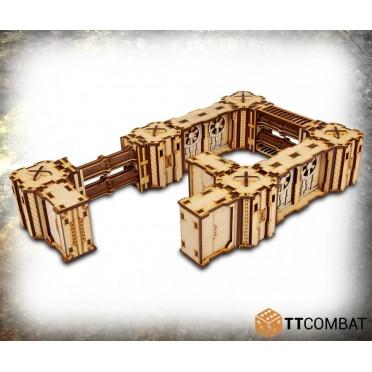 Iron Labyrinth Gamma