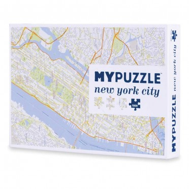 Mypuzzle New York - 1000 Pièces