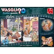 Puzzle Wasgij Retro Mystery 4 - 1000 Pièces