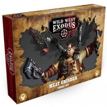 Wild West Exodus - Enlightened - Meat Grinder Posse