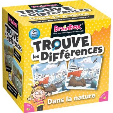 BrainBox : Trouve les Différences – dans la Nature