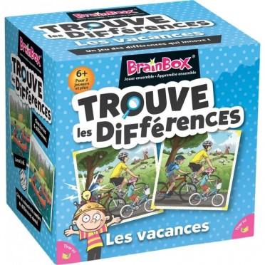 BrainBox : Trouve les Différences – Vacances