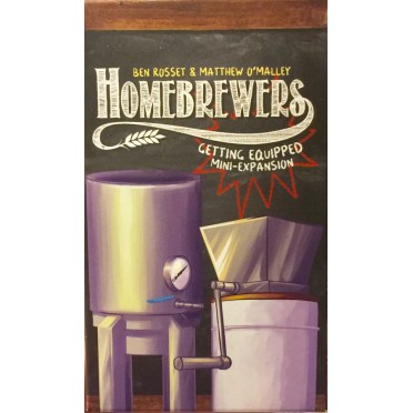 Homebrewers : Getting Equipped