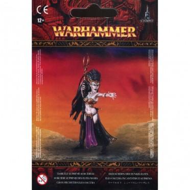 Age of Sigmar : Order - Darkling Covens Sorceress