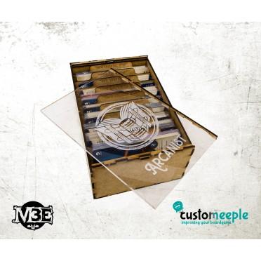 Malifaux M3 Stat Cards Box - Arcanist
