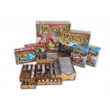 Insert Runebound 3 rd Edition + Expansions