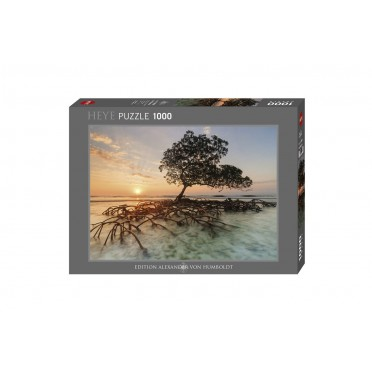 Puzzle - Red Mangrove - 1000 Pièces