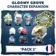 Krosmaster Blast - Extension Figurine Pack 2 Gloomy Grove