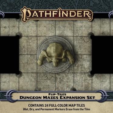 Pathfinder Flip-Tiles : Dungeon Mazes