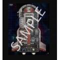 Starfinder Flip-Mat : Starfinder Society Starships 1