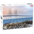 Puzzle - Oresund Bridge - 1000 pièces 0