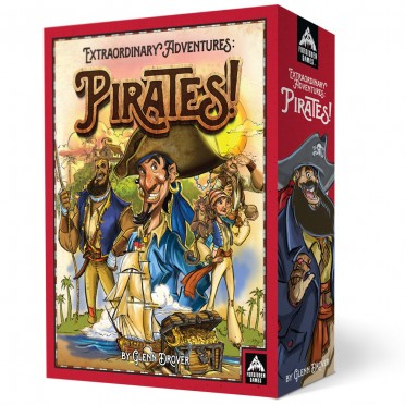 Extraordinary Adventures : Pirates