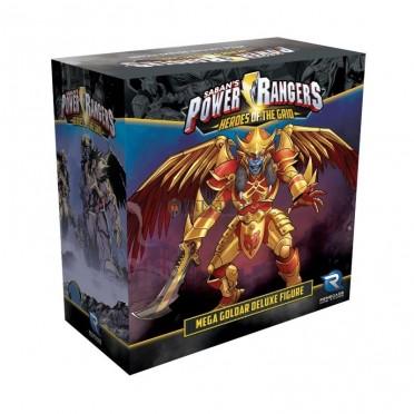 Power Rangers : Heroes of the Grid : Mega Goldar Deluxe Figure
