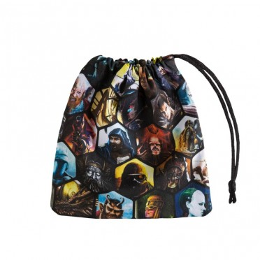 Dice Bag : Branded Fullprint