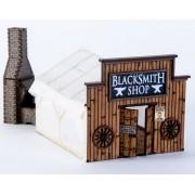 Camp Town Blacksmith