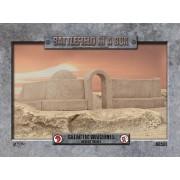 Galactic Warzones - Desert Walls