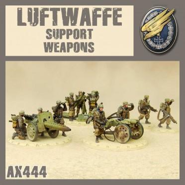 Dust - Luftwaffe Support Pack