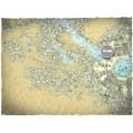 Terrain Mat Mousepad - Realm of Light - 90x90 3