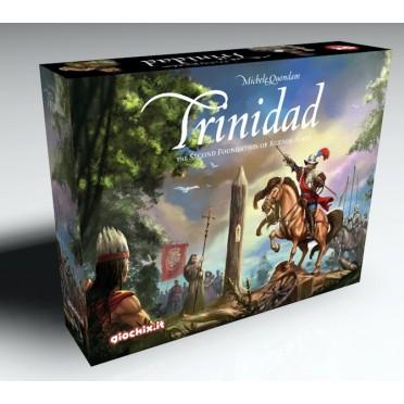Trinidad, the City Building Board Game