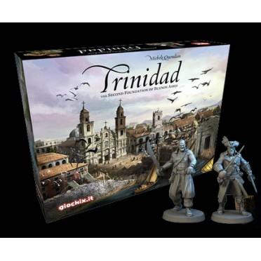 Trinidad, the City Building Board Game - Deluxe Box